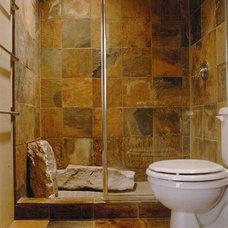 Modern Bathroom by Caswell Daitch Architects