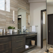 Contemporary Bathroom by Studio 80 Interior Design