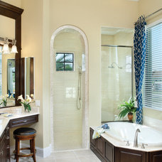 Mediterranean Bathroom by Arthur Rutenberg Homes