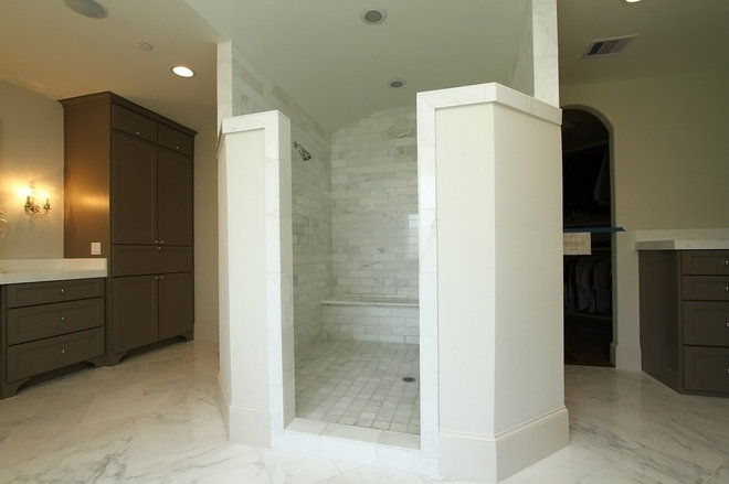 Contemporary Bathroom by Cason Graye Homes