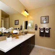 Transitional Bathroom by Shea Homes - Arizona