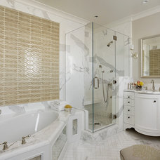 Traditional Bathroom by Design Line Construction, Inc.