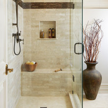 Tile and Stone in the Bath