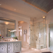 Contemporary Bathroom by Moon Bros Inc
