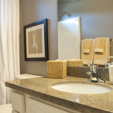Traditional Bathroom by Candlelight Homes