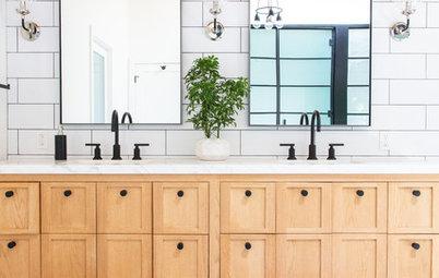 34 Striking Bathroom Vanities