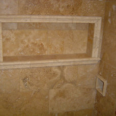 Traditional Bathroom by Daniel Sexto Tile and Stone Installations