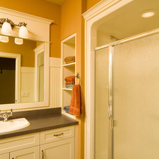 Traditional Bathroom by Rivertown Homes by Design
