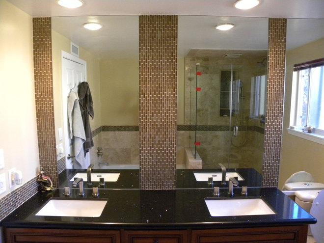 Contemporary Bathroom by van williamson