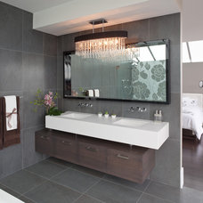 Contemporary Bathroom by Citation Kitchens