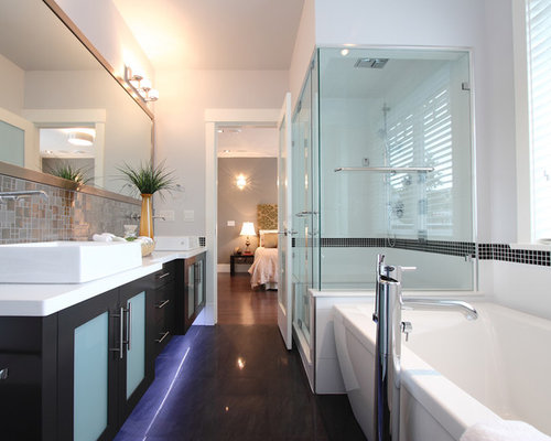 Master bath idea home design ideas pictures remodel and for Bathroom ideas 10x6