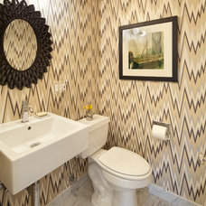Contemporary Bathroom by Josh Partee | Architectural Photographer
