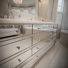 Contemporary Bathroom by Bellini Custom Cabinetry Ltd.