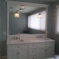 Traditional Bathroom by Arrangespaces inc