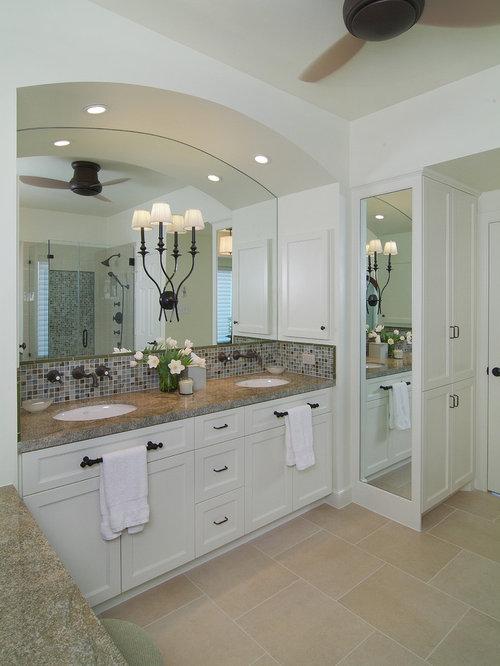 Full Length Mirror In Powder Room