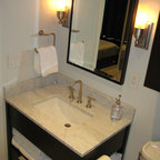 Nyc bathroom renovation w atlas concorde 39 s marvel - Bathroom renovation order of trades ...