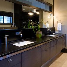 Contemporary Bathroom by Cement Elegance