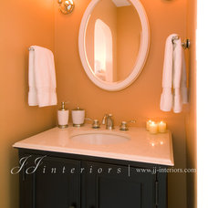 Traditional Bathroom by JJ Interiors