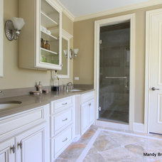 Contemporary Bathroom by Mandy Brown