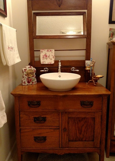 Elegant Bathroom Vanity Roundup