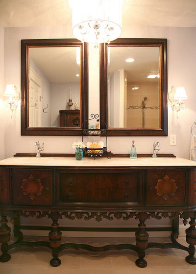 Bathroom Vanity Roundup