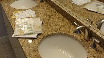 Vanity, Sinks & Faucets
