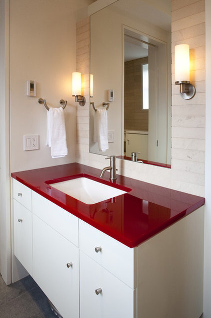 Contemporary Bathroom by gne architecture