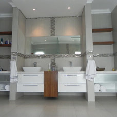 Contemporary Bathroom by Personal Touch Cabinets