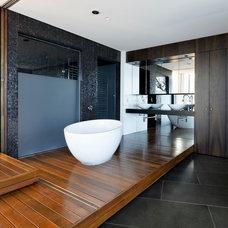 Contemporary Bathroom by Rudolfsson Alliker Associates Architects