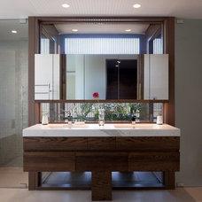 Contemporary Bathroom by Horizon Habitats