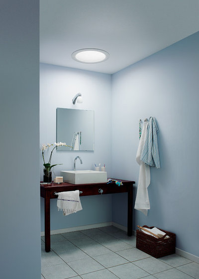 Contemporary Bathroom by VELUX