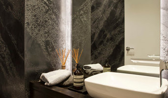 Venetian plaster Istinto product , bathroom
