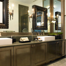 Traditional Bathroom by Charlotte Dunagan Design Group