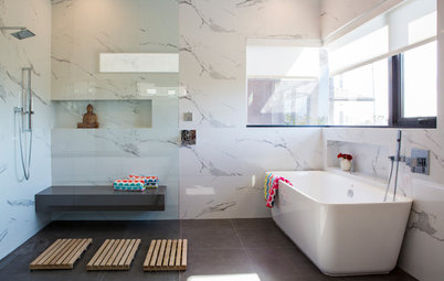 New This Week: 4 Wonderful Bathroom Wet Rooms