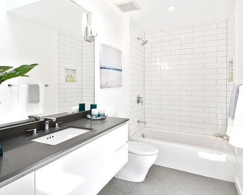 Contemporary Los Angeles Bathroom Design Ideas Remodels Photos