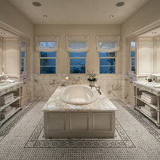 Traditional Bathroom by Camelot Homes