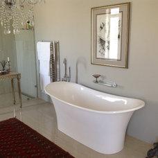Contemporary Bathroom by Unicorn Creations