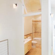 Traditional Bathroom by Elizabeth Herrmann architecture + design