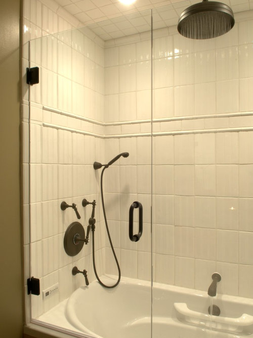Best Luxury Tub Shower Combo With Slate Floors Design Ideas Remodel Pic