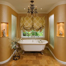 Traditional Bathroom by Courthouse Contractors / Kitchens & Baths