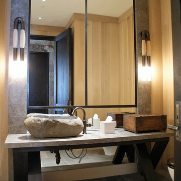 Vessel Powder Room