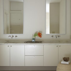 Contemporary Bathroom by Dana Wolter