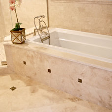 Traditional Bathroom by Lovette Construction