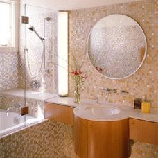 Contemporary Bathroom Veverka Architects