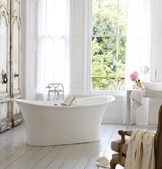 traditional bathtubs by Pacific Coast Kitchen & Bath