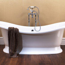 Traditional Bathtubs by Westheimer Plumbing & Hardware