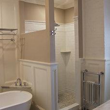 Traditional Bathroom by Artisan Remodeling LLC