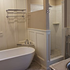 Master Bath Retreat Traditional Bathroom Seattle