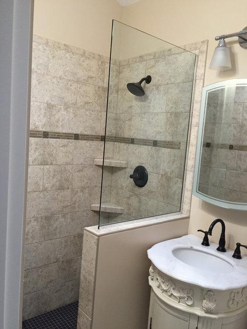 Victorian omaha bathroom design ideas remodels photos for Bath remodel omaha ne