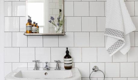 7 ting, du bør smide ud af badeværelset... nu!